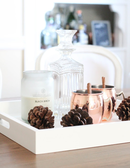 Fall Touches For Your Home on a Budget