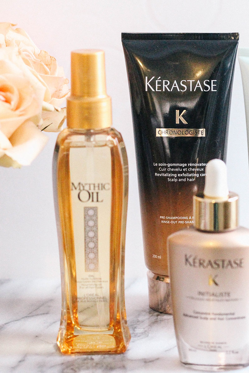My Kérastase Hair Rescue