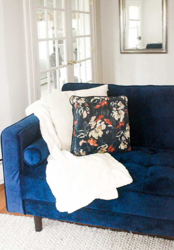 Blue Couch partial