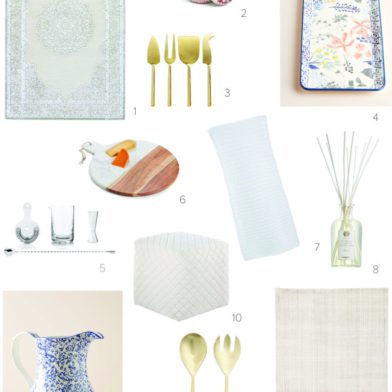 Nordstrom Anniversary Sale Home collage