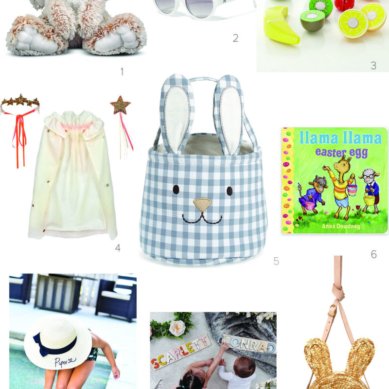 Toddler Easter Basket Stuffers Featured Image