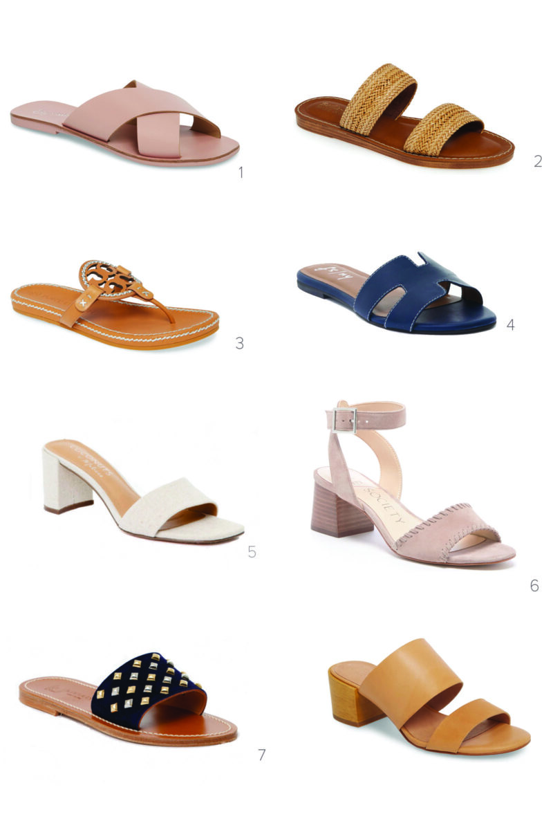 Gorgeous Sandals for Summer