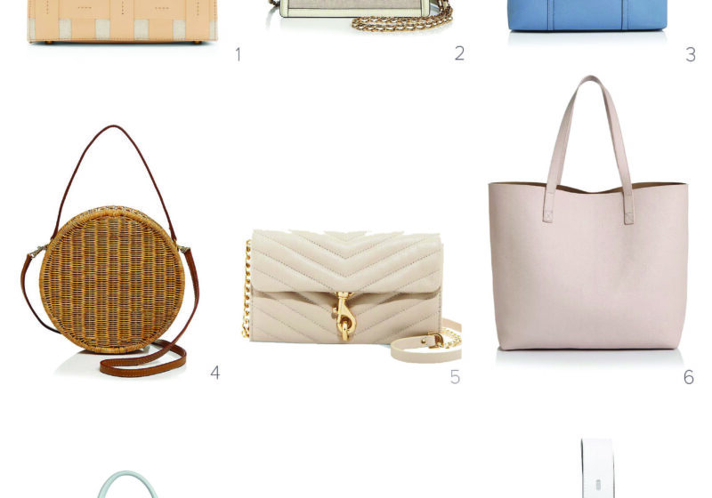 9 beautiful handbags from the Bloomingdale's handbag sale