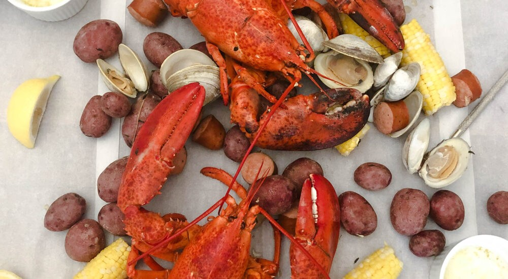 New England Lobster Bake